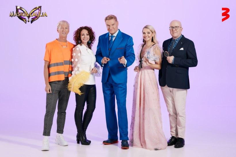 """MIS SAAB PUBLIKUGA TELESAADETEST? Raimo Kummer: """"Maskis laulja"""" järgmised salvestused on publikuta"""