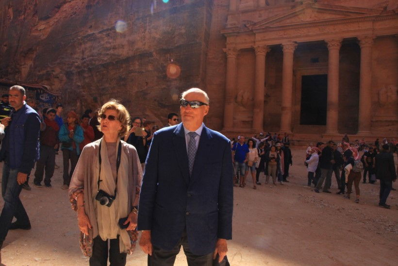 Norra kuningas ja kuninganna on pärast Jordaania-visiiti karantiinis