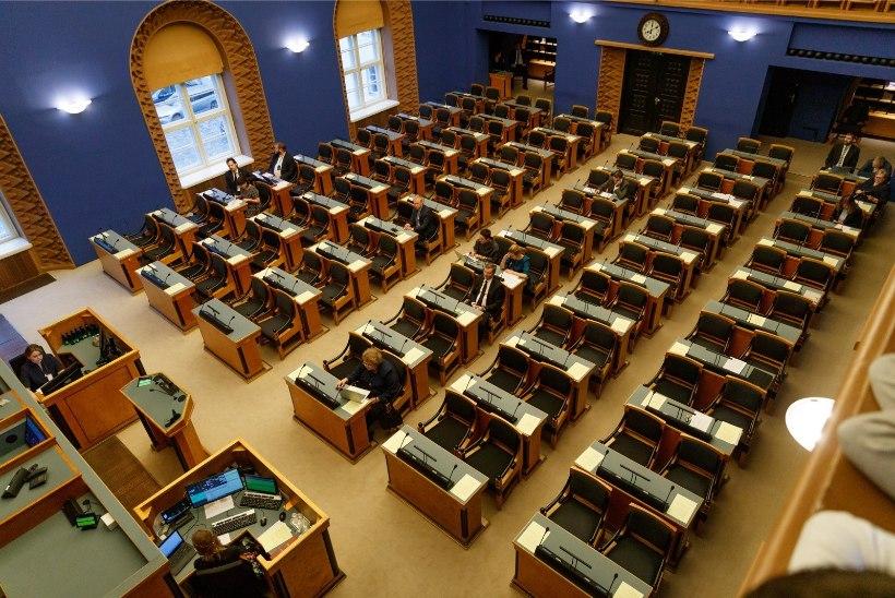 Riigikogu muudab eriolukorra tõttu töökorraldust: kogunetakse ainult kaks korda nädalas