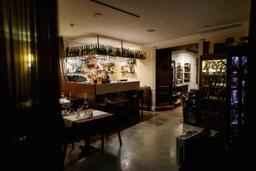 KÜLASTAJATE PÕUD: Tallinna restoranide nädal jätkab, isegi kui kohal istub vaid üks klient