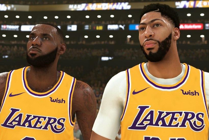 """IROONILINE: koroonaviirus tegi ühe """"NBA 2K20"""" mängulaadi totaalselt katki"""