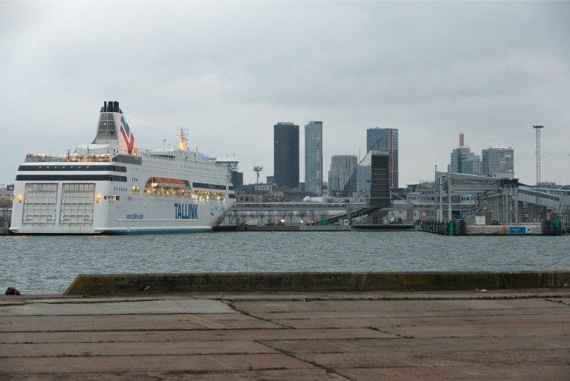 Tallink peatab alates pühapäevast Tallinna-Stockholmi liinil reisilaevade liikluse
