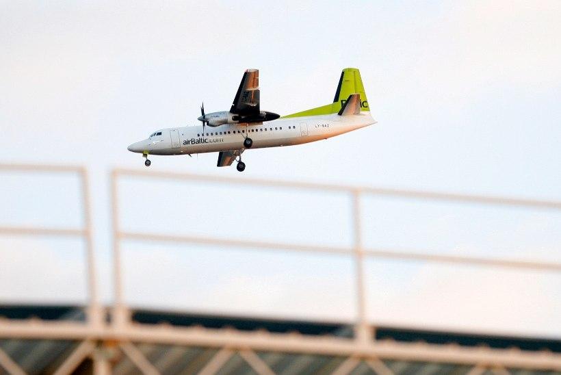 Air Baltic peatab ajutiselt kõik lennud