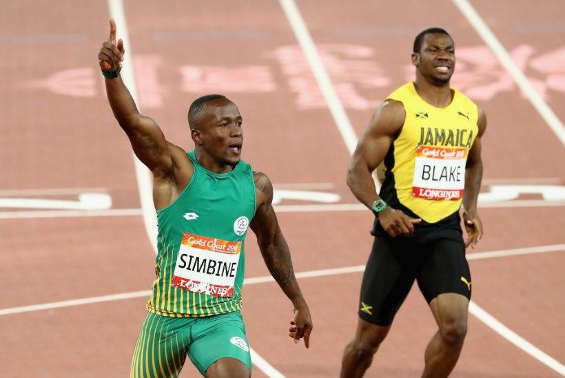 VIDEO | Lõuna-Aafrika sprinter avas hooaja võimsa tulemusega
