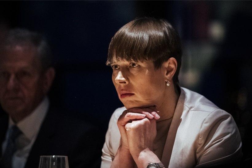President Kersti Kaljulaid: eriolukorrast ja kriisikomisjonist üksi ei piisa