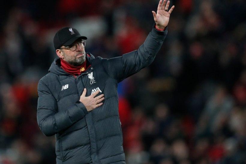 Inglismaa kõrgliiga kriisiplaan: Liverpool kuulutatakse meistriks ja järgmisel hooajal osaleb 22 meeskonda