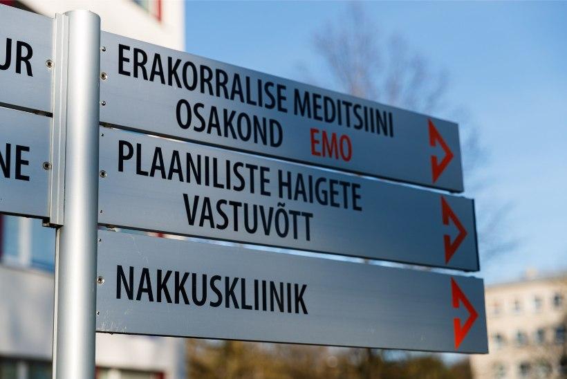 Terviseamet: kaks koroonaviirusesse nakatunut on haiglaravil