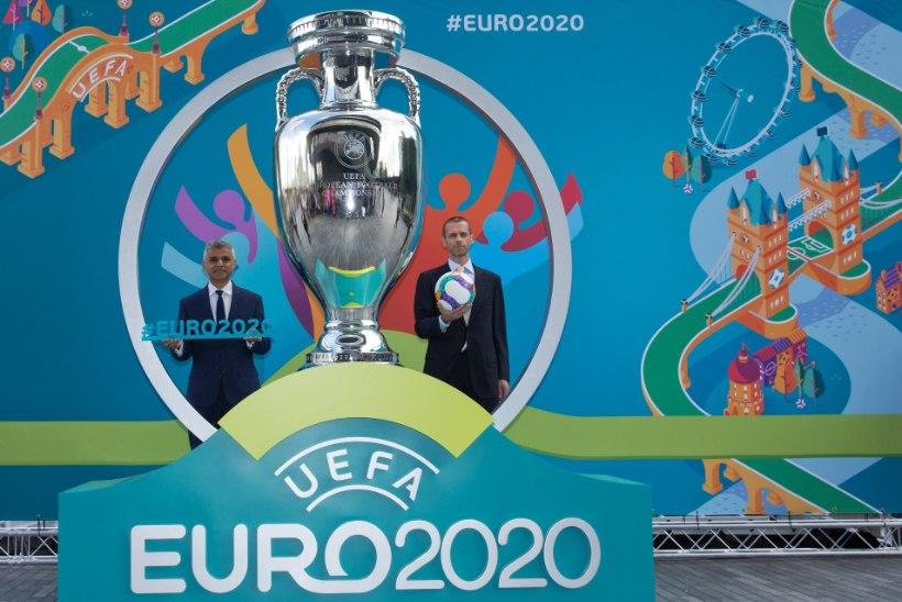 Tänavune jalgpalli EM võib lükkuda detsembrisse