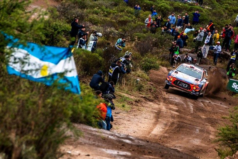 Spekulatsioon: Argentina etapp võib tänavu toimuda Safari ralli asemel