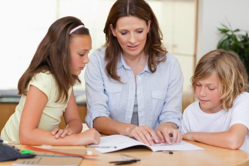 Väljakutse vanematele: kuidas laps kodus õppima saada, mida selleks vaja on?