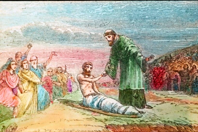 MINEVIKUHETK   17. märts: suri Iirimaale ristiusu viinud püha Patrick