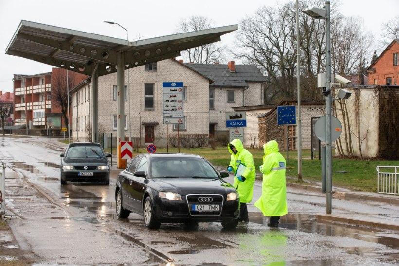 Eriluba Eesti-Läti kaksiklinnale: Valka elanikud pääsevad üle piiri Valgasse tööle