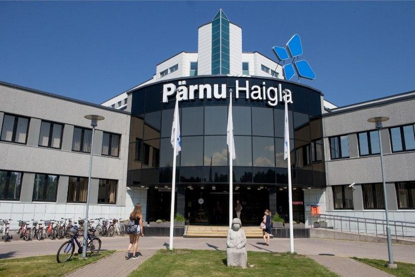Meetmed karmistuvad: Pärnu haigla ei võta enam pakke vastu