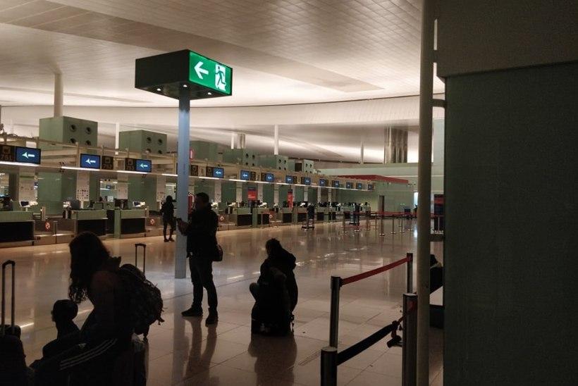 Malaga-Tallinn: 15 kõnet välisministeeriumi ja 32 tundi väsitavat kodudeed