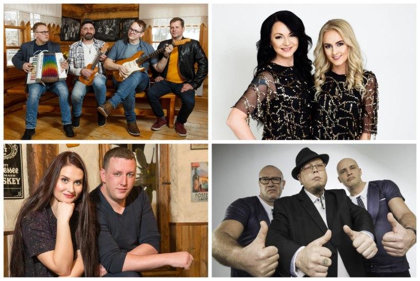 Eesti bändid eriolukorra kehtestamisest: meil jääb saamata kümneid tuhandeid eurosid