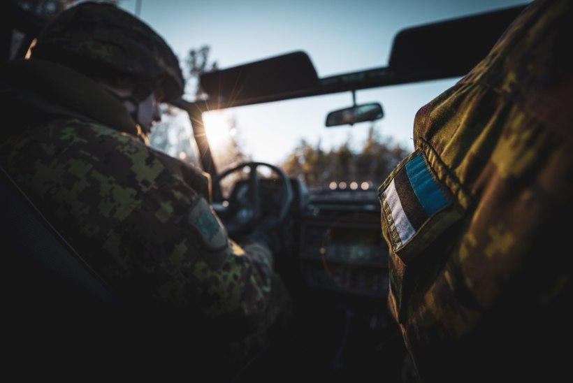Teisel kaitseväelasel tuvastati koroonaviirus