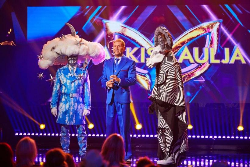 """Televaataja küsib: kas """"Maskis laulja"""" osalejate laul tuleb lindilt?"""