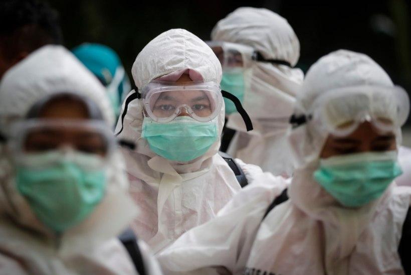 KOROONAVIIRUS LEVIB 162 RIIGIS: 7200 surnut ja 183 000 nakatunut. Euroopa Liit suleb teisipäeva keskpäevast 30 päevaks kõik välispiirid