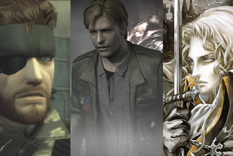 """SAHINAD: Sony plaanib osta õigused mänguseeriatele """"Metal Gear"""", """"Silent Hill"""" ja """"Castlevania"""""""