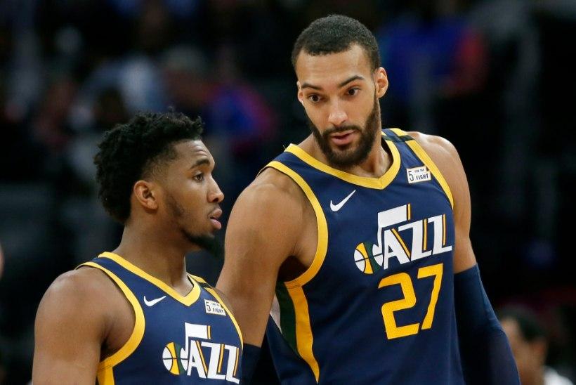 NÜÜD ON HILJA? Koroonaviirust levitanud NBA korvpallur heastab oma käitumist hiiglasliku annetusega