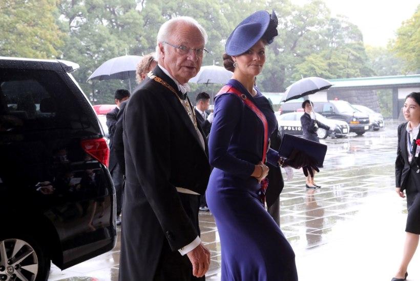 Rootsi kuningas ja kroonprintsess langetasid koroona tõttu erakordse otsuse