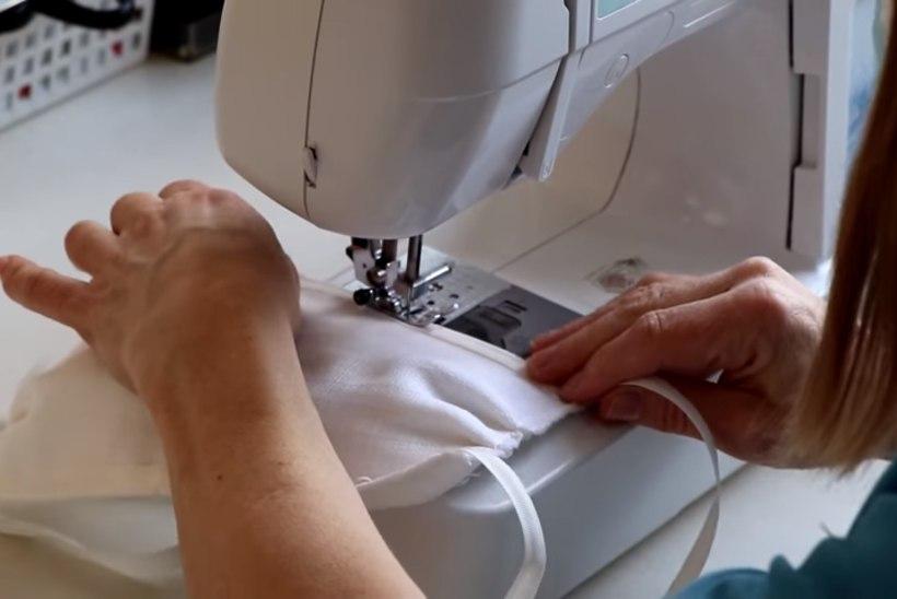VIDEO | Kuidas valmistada marlist kaitsemaski?