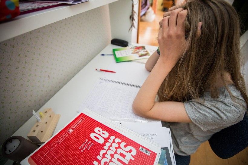 Lugejakiri | Kallis õpetaja – ära last liigsete ülesannetega ära koorma!