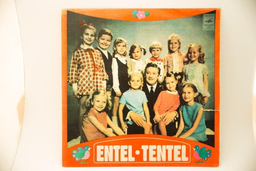 """""""Entel-tentelis"""" laulnud Jan Roosaar: """"Põdra maja"""" ma oma lastelastele ei laula"""
