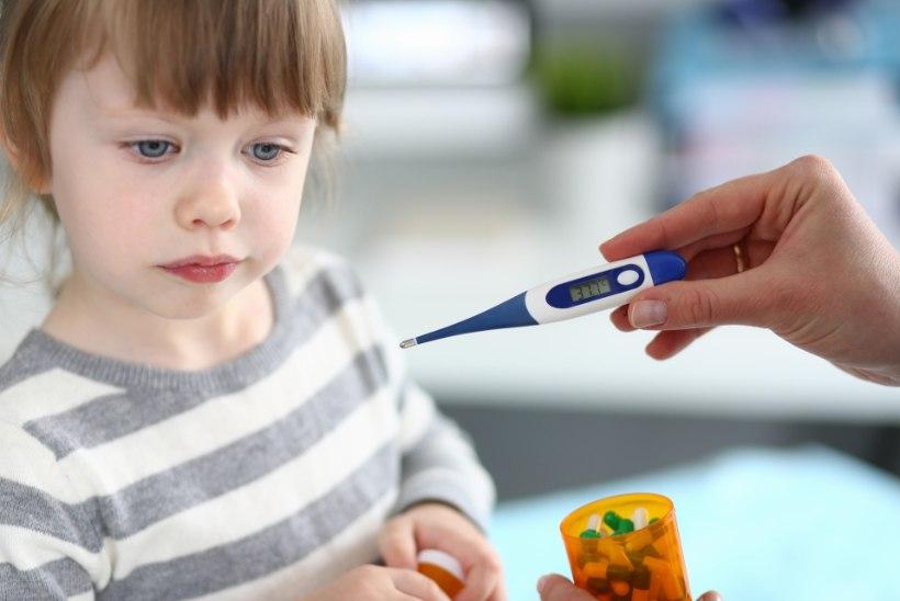PÕHJALIK JUHEND: perearstid õpetavad, kuidas ravida kodus ägeda haigusega last