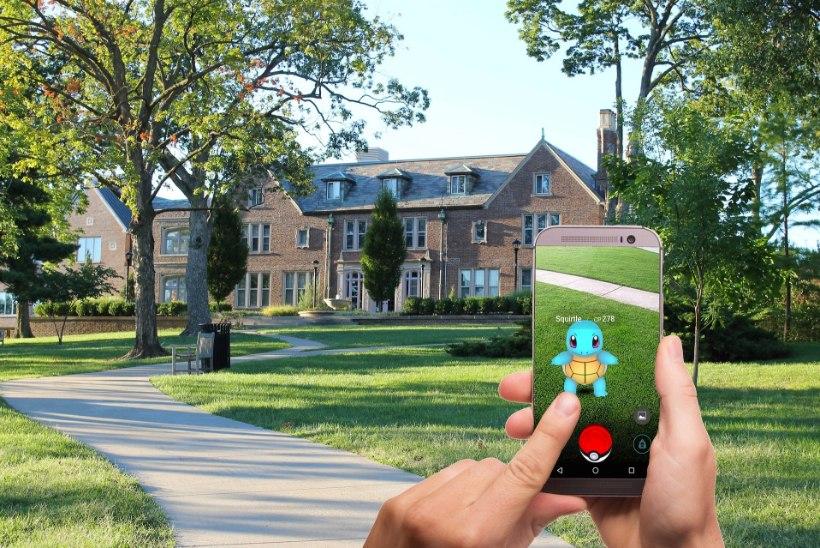 """JÄÄ KOJU! """"Pokemon Go"""" ei saada sind enam pandeemia ajal õue jalutama"""
