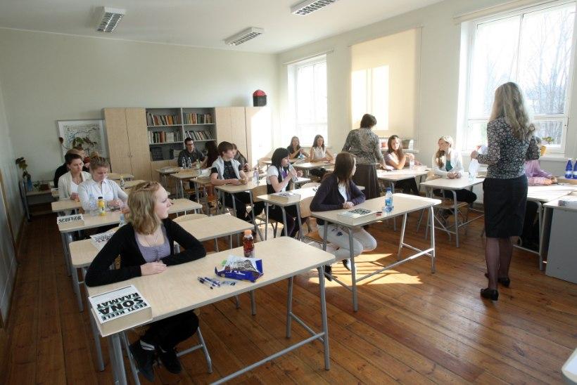Haridusministeerium: riigieksamite perioodi algus võib viibida