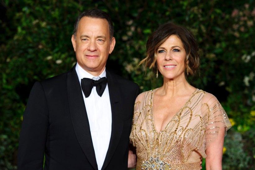 Koroonahaige Hanks ja tema abikaasa lasti Austraalia haiglast välja