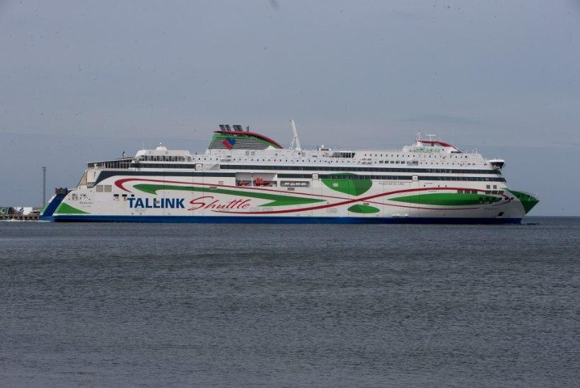 Tallink jätab Tallinn-Helsingi liinile sõitma ühe laeva