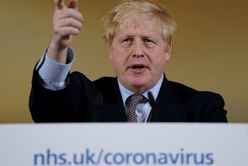 Koroonaviiruse kiirem levik sundis Briti valitsust senist plaani muutma