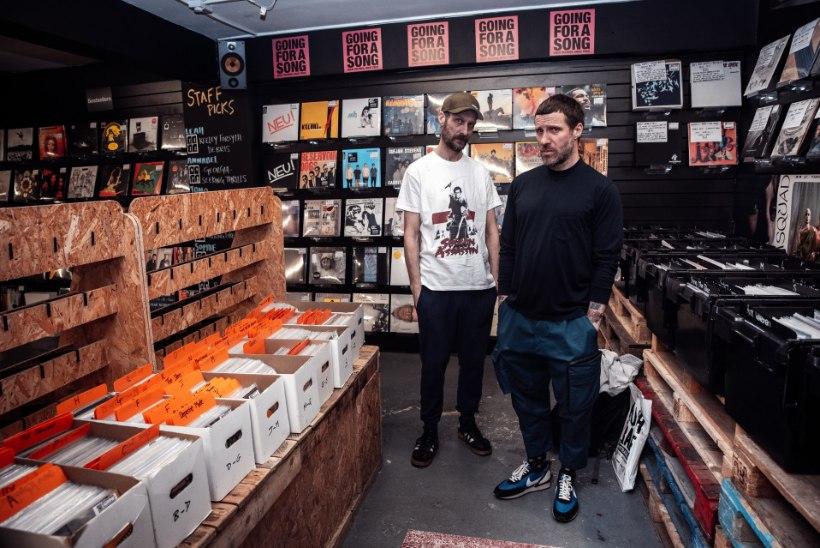 Linnafestivali GROM MMXX esinejate hulka lisandus Inglismaa duo Sleaford Mods