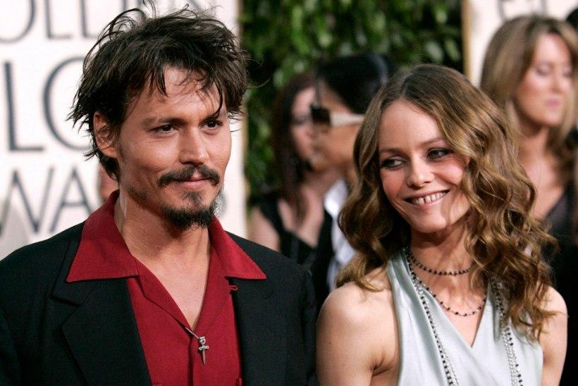 Vanessa Paradis kinnitab, et Depp ei teeks kärbselegi liiga