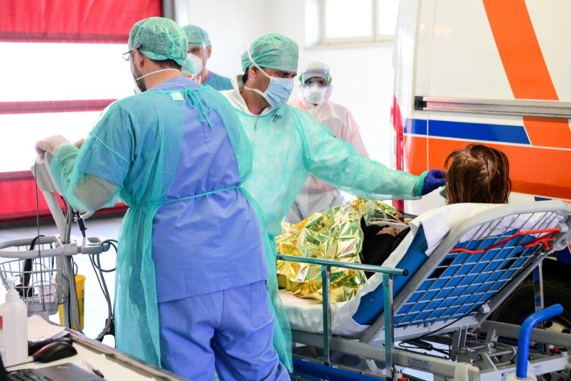 KOROONAVIIRUS LEVIB 171 RIIGIS: 217 000 nakatunut, üle 8900 surnu ja 84 300 tervenenut. Itaalias suri ühe päevaga 475 patsienti