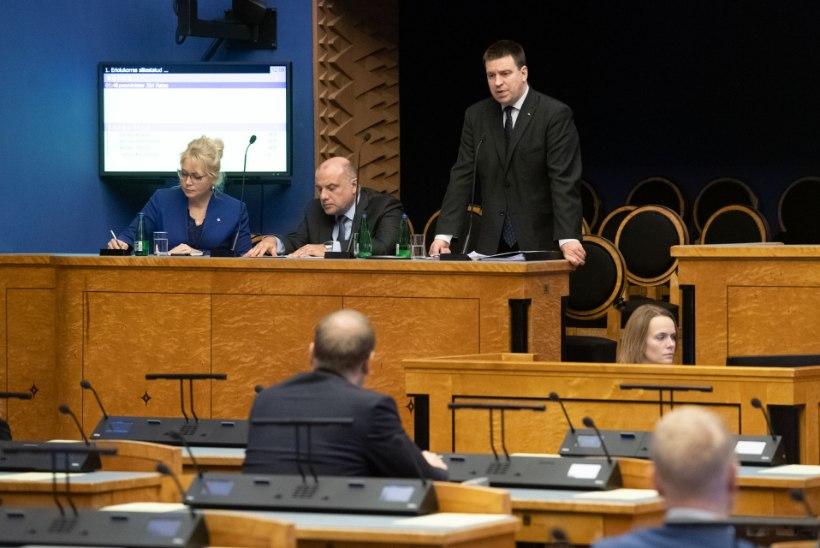 TSITAADIRAHE | Peaminister Ratas: reedel peaks Eestisse saabuma 20000 koroonaviiruse testi, järgmised 20000 on tellitud