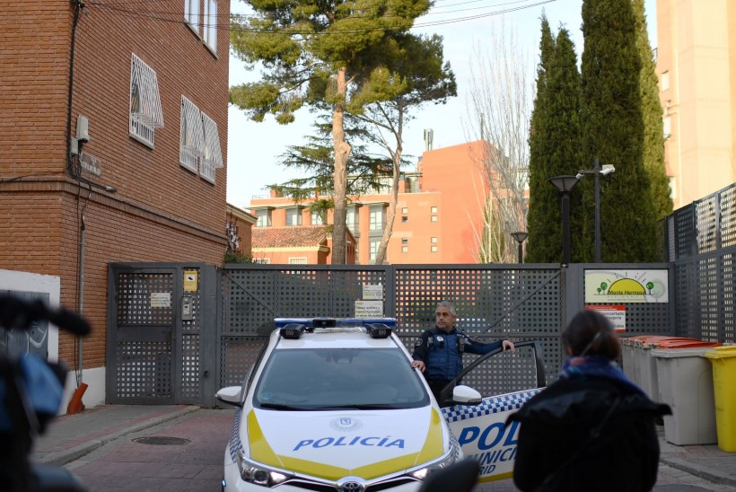 OHTLIK KOROONAVIIRUS: Madridis suri ühes vanadekodus 15 või rohkemgi inimest