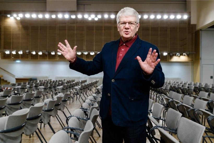 """Olavi Pihlamägi: """"Otsus Eurovision ära jätta ei tundu olevat kõige targem."""""""