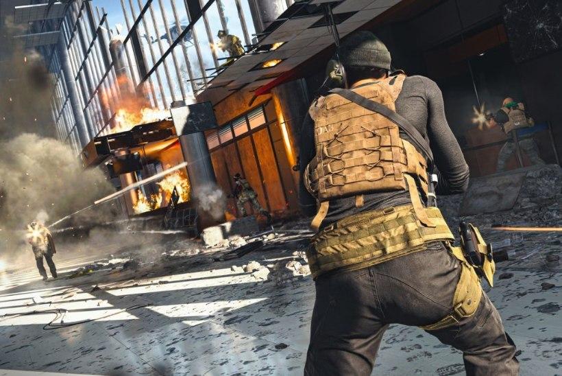 """Ülipopulaarset """"Call of Duty: Warzone'i"""" saab nüüd ka üksiku hundina mängida"""