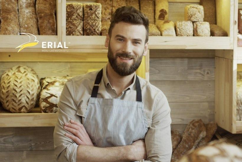 ERIAL soodustab väikeste ja keskmise suurusega ettevõtete arengut Eestis!