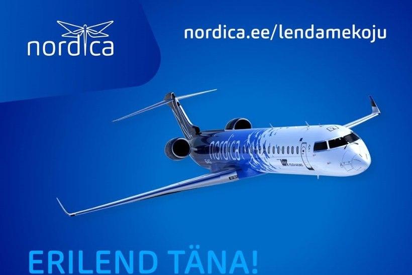 Nordica palub välismaal viibivatel eestlastel endast teada anda: kui 80 inimest saab kokku, võib korraldada lennu. airBaltic lendab Küproselt