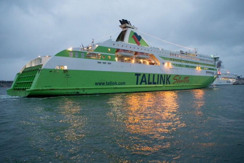 Jüri Ratas: Tallinki laev sõidab järgmised kuu aega Eesti ja Saksamaa vahet