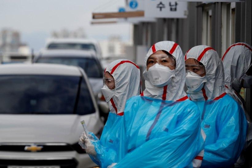 KERGENDUS JA MURE KÄSIKÄES: Aasia rahvad kardavad koroonaviiruse uut lainet