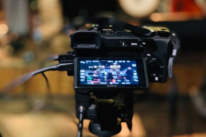 Philly Joe'si omanik Reigo Ahven: kogu heli- ja videolahendus valmis esimesele veebikontserdile eelnenud ööl