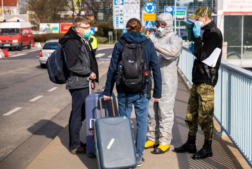 Euroopa Liit sulgeb ajutiselt välispiiri, mida see tähendab?
