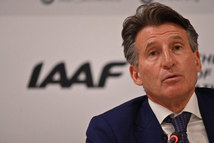 Rahvusvahelise Kergejõustikuliidu president olümpiamängude ärajätmisest: kõik on võimalik, kuid praegu on vara otsustada