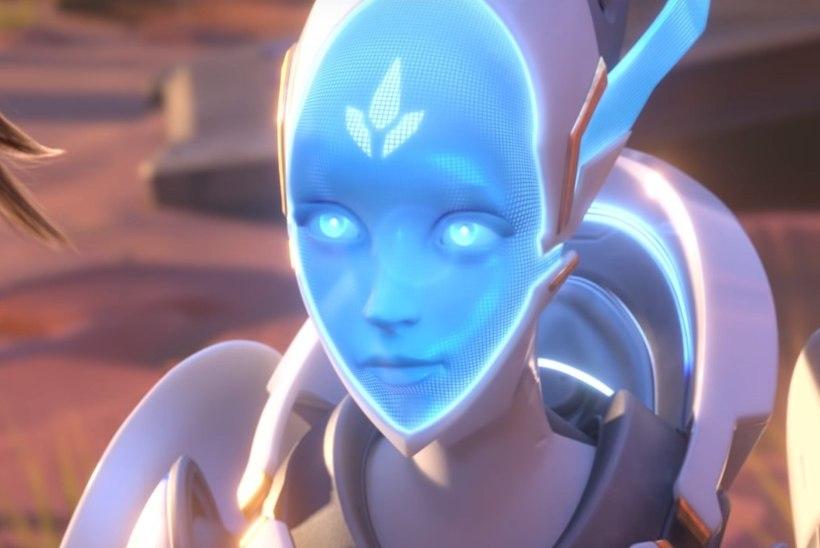 "VIDEO   ""Overwatchi"" järgmine kangelane on revolutsiooniline robot Echo"