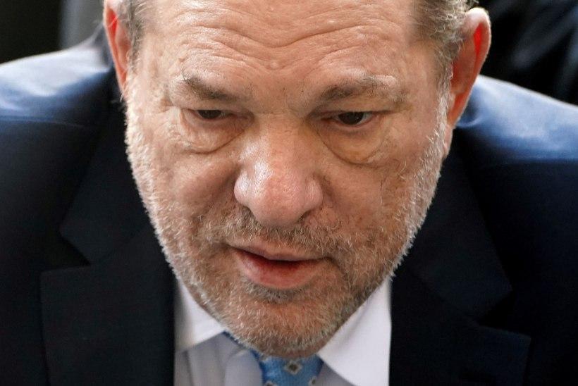 SÜNNIPÄEVAKINK: Weinstein viidi Buffalo vanglasse pikka karistust kandma